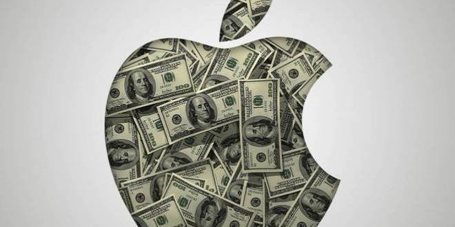 Apple tem R$ 500 bilhões em caixa, diz site