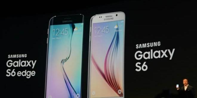 Samsung apresenta duas versões do Galaxy S6