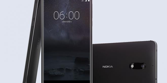 Nokia anuncia três novos Smartphones com Android Nougat