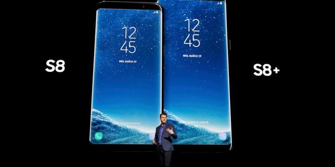 Tudo sobre Galaxy s8 E Galaxy s8+ os novos tops de linha da Samsung
