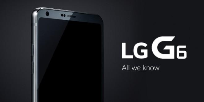 Lg vende 30 mil unidades do Top de linha Lg G6 nos 2 primeiros dias de lançamento na Coréia do Sul