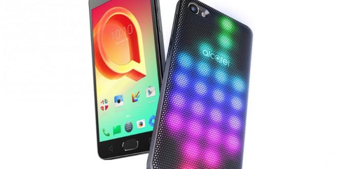 Alcatel lança Smartphone com leds na tampa traseira por R$ 1000 no Brasil