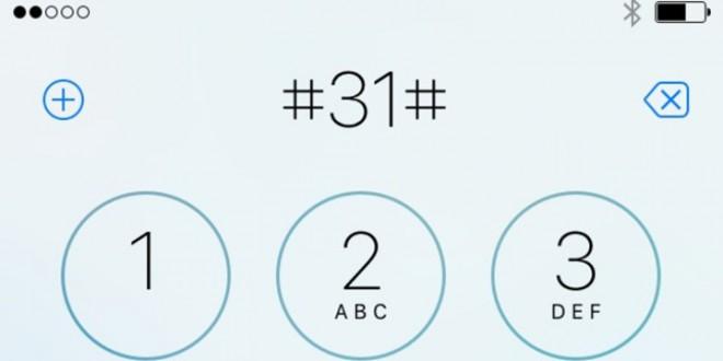 6 códigos secretos de iphone que você precisa conhecer
