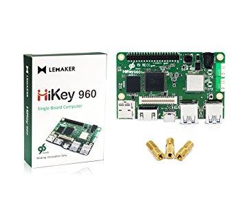 Conheça HiKey 960, rival da Raspberry Pi lançadas em parceria do Google e Huawei