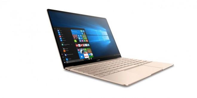 Conheça o Huawei Matebook X, novo concorrente  do Macbook