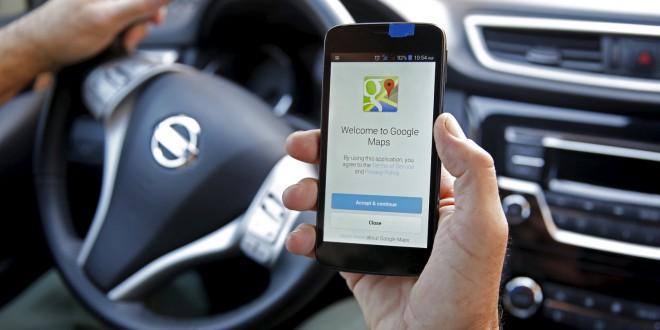 Como salvar o local em que você estacionou com o Google Maps