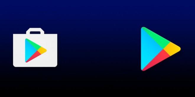 Atualização da Play Store trará novo icone a loja de Apps do Google