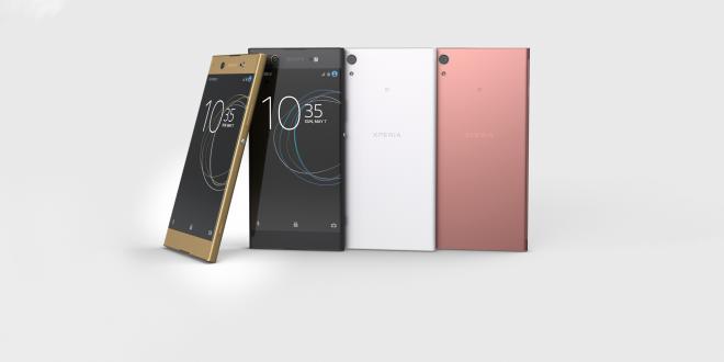 Sony lança Xperia Xa1 e Xperia L1 no Brasil