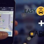 easy taxi e cabify