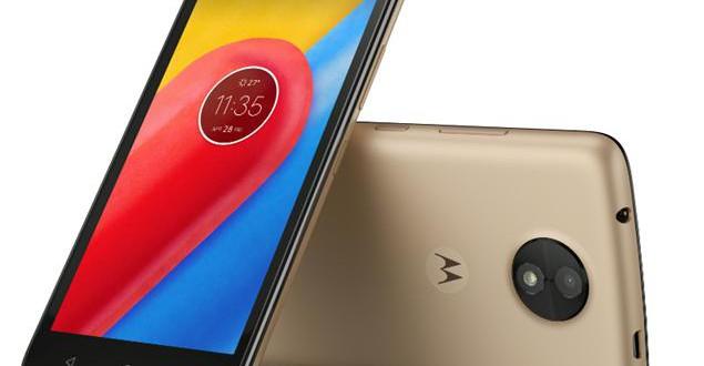 "Motorola anuncia Moto C com bateria ""monstro"""