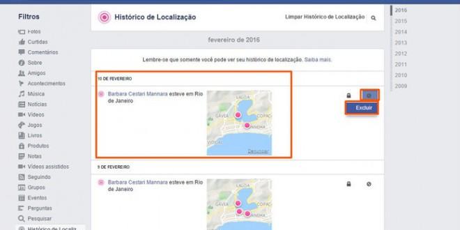 Saiba como usar o histórico de localização do Facebook para  achar seu smartphone perdido