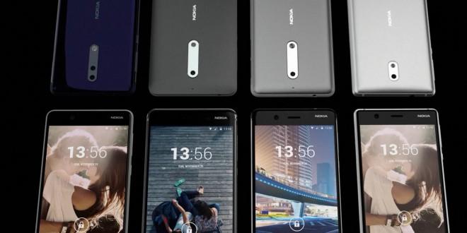 Rumor: Vazam fotos do novo aparelho top de linha da Nokia. O Nokia 8