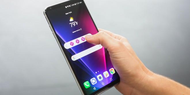 Conheça o V30, novo smartphone top de linha da Lg