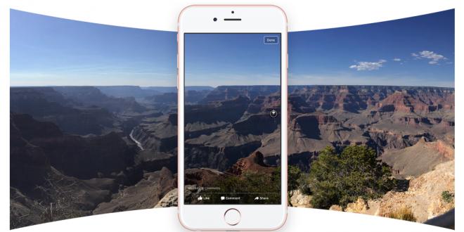 Saiba como colocar uma de capa no Facebook em 360º