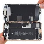 iphone 8 aberto