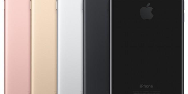 Após anuncio dos novos iphones, preço do iphone 7 cai