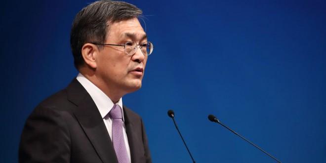 CEO da Samsung pede demissão em meio a crise na empresa