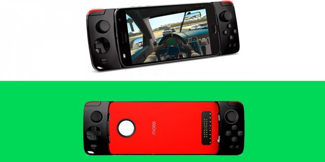 Motorola anuncia snap joystick para moto z que começará a ser vendido em outubro