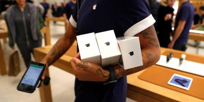 Apple pode ter vendido 6 milhões de iphones durante Black Friday