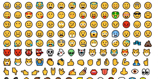 Saiba como ativar os atalhos de emojis no windows 10