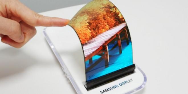 Samsung confirma a chegada de novos celulares com telas dobraveis
