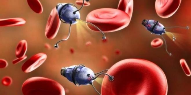 Nanorobôs ajudam a combater tumor cancerígeno em rato